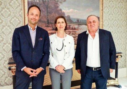 П. Бумбурас участвует в подготовке Трансатлантического конгресса в Киеве