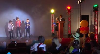 Детский кинофестиваль «Next» прошел в Одесской киностудии