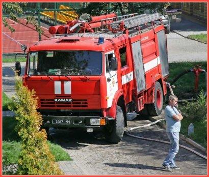 Пожар в Виктории – противопожарная сигнализация не работает, а воды в гидранте нет
