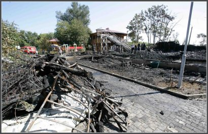Пожар в «Виктории» – трое детей погибли, двое – в больнице