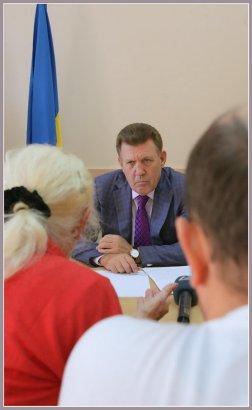 Помочь каждому, кто в этом нуждается: народный депутат провел очередной прием граждан