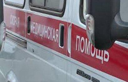 """Возле 11-й больницы пьяный  мужчина перепутал """"скорую"""" с такси"""