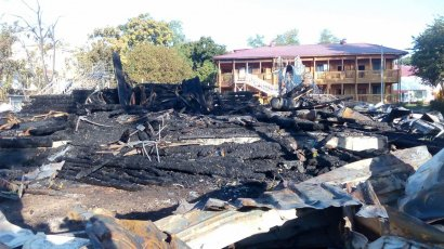 Подозрения в причастности к трагедии в «Виктории» никому из чиновников горсовета не предъявлены. Пока, во всяком случае
