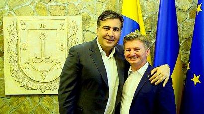 Депутатов Одесского облсовета попросили заступиться за Саакашвили, но они отказались