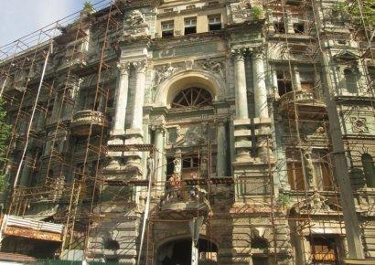 В знаменитом Доме Руссова будут созданы музей, ресторан и гостиница