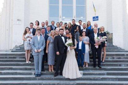 Управление государственной охраны «перестаралось» во время свадьбы сына генпрокурора Юрия Луценко