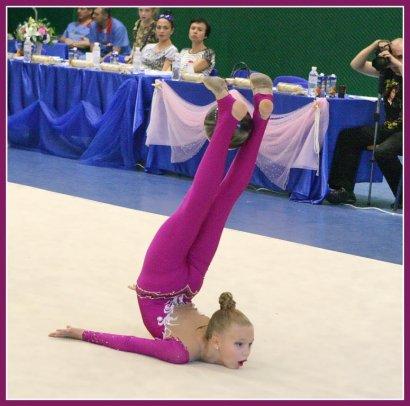 В Одессе прошел первый Всеукраинский турнир по художественной гимнастике «Бриз-2017»