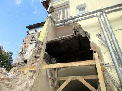Сносили руины дома, заодно «обвалили» и соседний