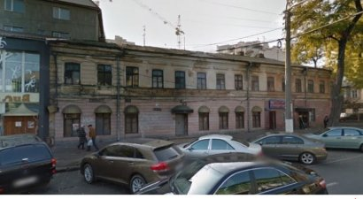 Очередное обрушение произошло накануне в Одессе