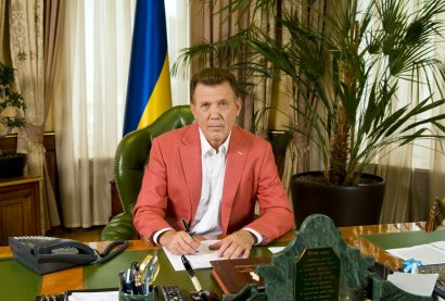 Сергей Кивалов поздравил работников сферы образования с профессиональным праздником!