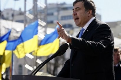 Михаил Саакашвили хочет войти в учебники украинской истории