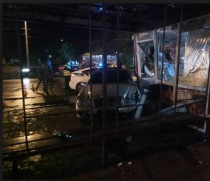 Сразу два серьезных ДТП произошли сегодня в Одессе