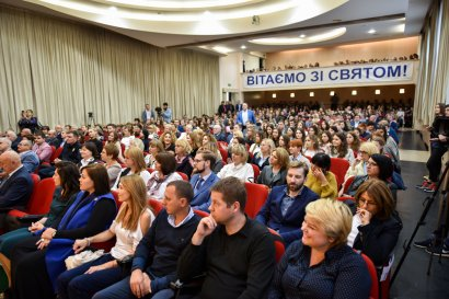 В Одессе юристы отметили профессиональный праздник