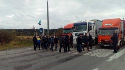 Из-за долгов по зарплатам бастуют шахтеры Волынской и Донецкой областей