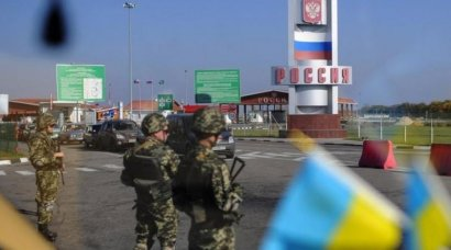 СБУ предлагают временно ограничить право украинцев выезжать в Россию