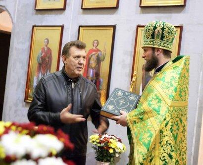 В Одессе отметили День памяти покровителя учащихся Сергия Радонежского