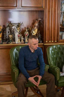 Одессу посетил основатель Макотокай карате Пауло Балаффио
