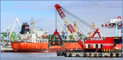 Порт Южный – самый глубоководный в Черноморско-Азовском бассейне