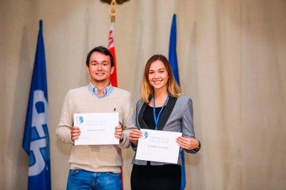 «Молодежь за  мир»: одесские студенты приняли участие в проекте ООН