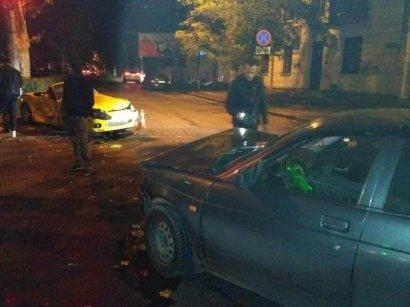 ДТП с участием сразу трех автомобилей произошло на улице Краснова