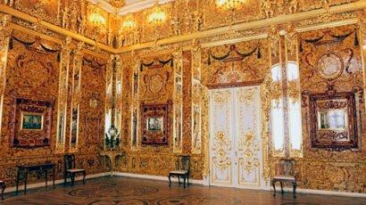 Исследователи из Германии обнаружили место, где может быть спрятана легендарная Янтарная комната