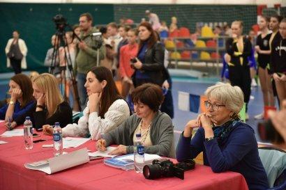 В Одессе прошел Кубок области по спортивной аэробике