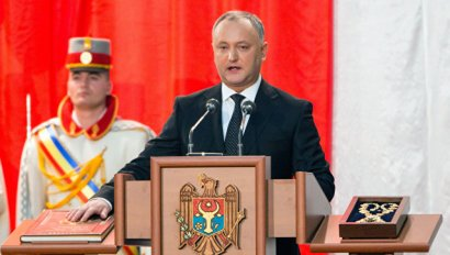 «Пророссийского» президента Молдовы отстранили от власти по решению суда
