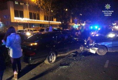 Автомобиль сбил ребенка на пешеходном переходе
