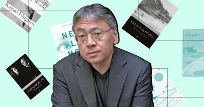 Новый нобелевский лауреат по литературе – английский писатель японского происхождения