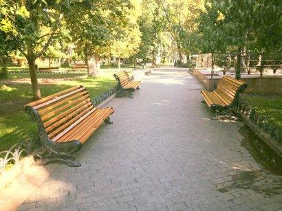 Именные скамейки — добрая «мода» города