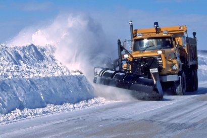 Количество снегоуборочной техники в Одессе растет, как на дрожжах