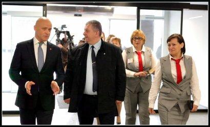 Одессу посетил министр социальной политики Украины