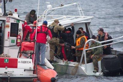 Морские спасатели проверили все маломерные суда в акватории Чёрного моря и обратились к рыбакам