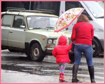 А вы давно гуляли под дождём?