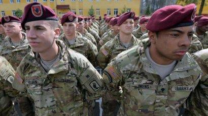 Украинские десантники сменят голубые береты на бордовые