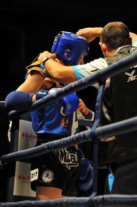 Украинская сборная завоевала 9 медалей на чемпионате Европы по таиландскому боксу