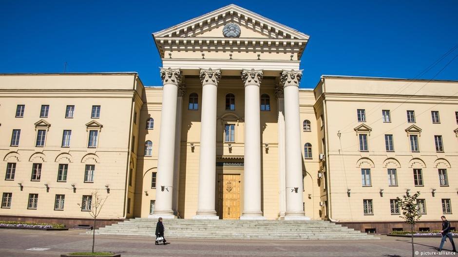 Украинский корреспондент Шаройко извинился зананесённый Беларуси вред