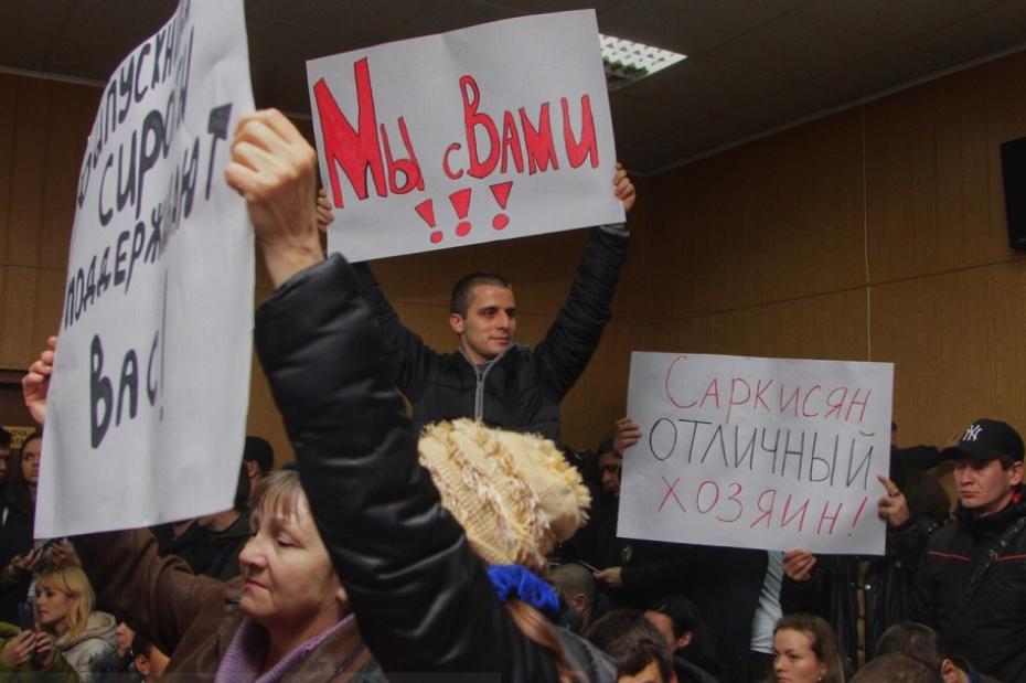 Директор лагеря Виктория Петр Саркисян остается на свободе. По крайней мере на три дня