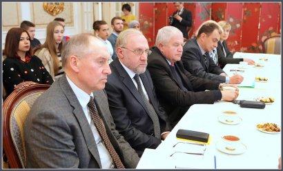 Научная общественность города обсудила итоги XIX съезда КПК