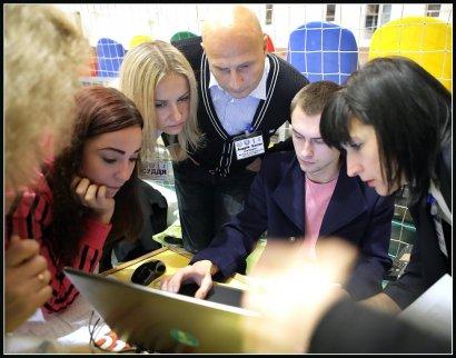 Черлидеры со всей Украины соревновались в Открытом кубке Одесской области
