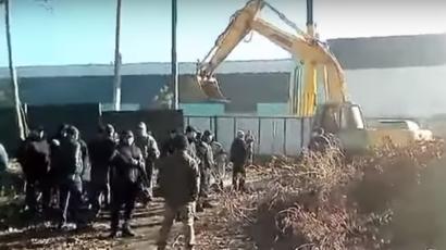 """""""Нападение"""" на воинскую часть в Одессе: суд принял решение по командиру"""