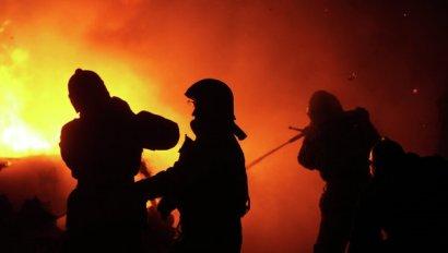 В Одесской области в результате одного пожара сгорели дом, пристройка и автомобиль