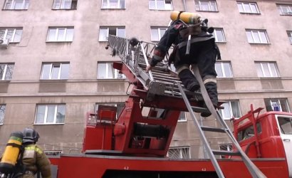 В Одесском Медине пожар?
