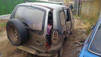 В Одесской области взорван внедорожник. Его владелец убит