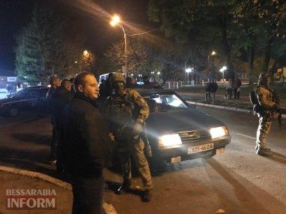 В Одесской области задержан автомобиль с оружием?