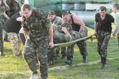 Военная прокуратура Южного региона Украины начала расследование по факту ненадлежащего лечения участников АТО в Одесском военном госпитале