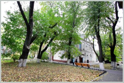Больница на Мясоедовской