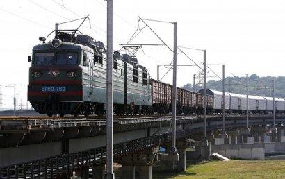 В нынешнем году одесская железная дорога «перебила» прошлогодние показатели