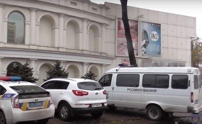 В Одессе заминировали ночной клуб. Причем на сей раз не «телефонный террорист», а «рукописный шантажист»
