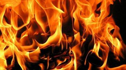 Серьезный пожар произошел накануне на Большом Фонтане. Пострадала 92-летняя женщина
